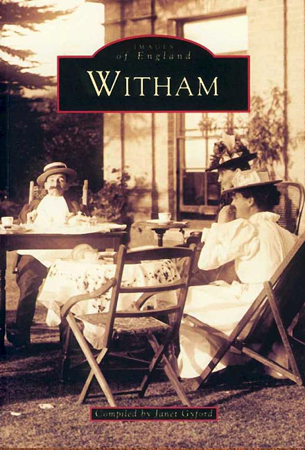 Cover of Images of England: Witham
