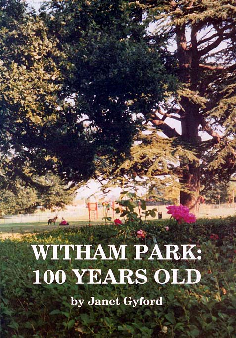 Cover of Witham Park: 100 Years Old